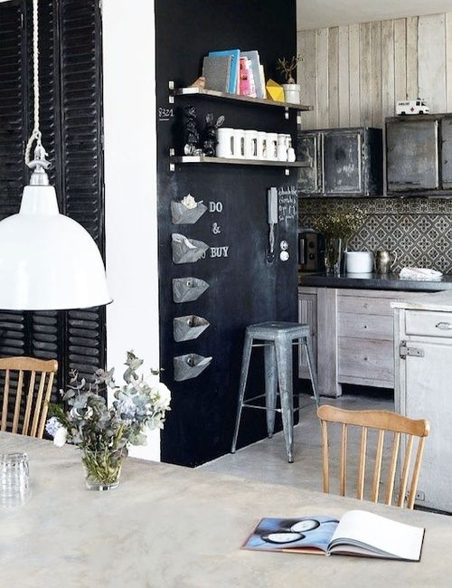 31 chalkboard dining room d cor ideas you ll love digsdigs
