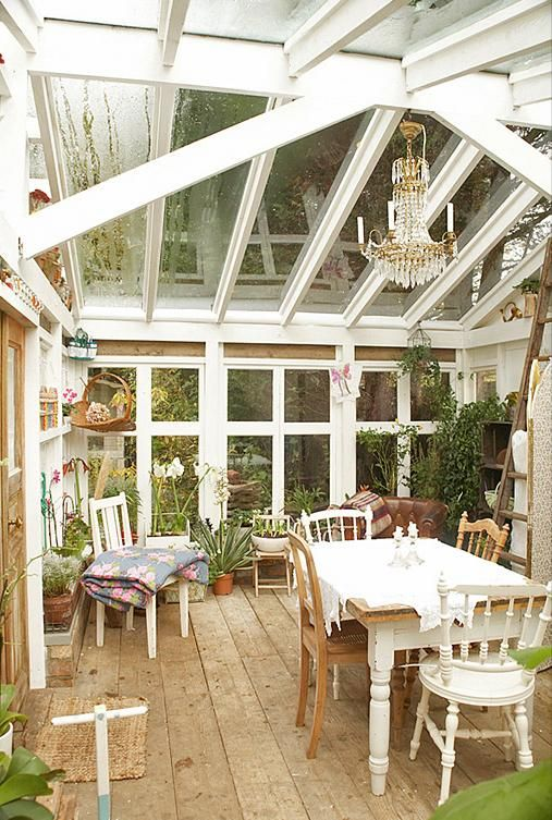 charming and inspiring vintage sunroom decor ideas - Sunroom Decor