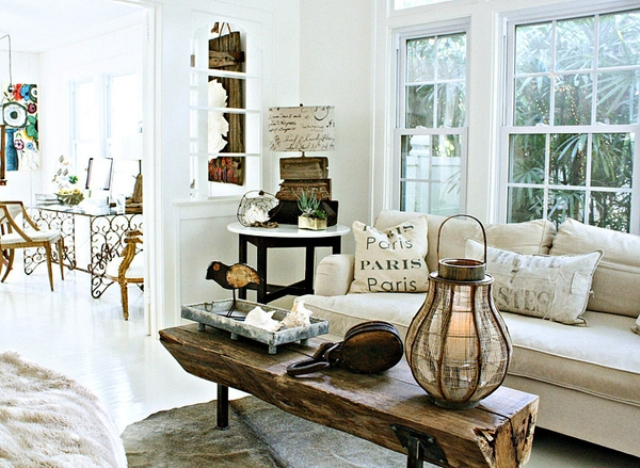 Charming Bay Cottage With Beach-Inspired Accents