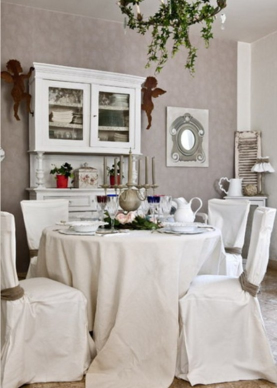 Marvelous French Dining Room Decor Part - 12: Charming French Dining Room Design