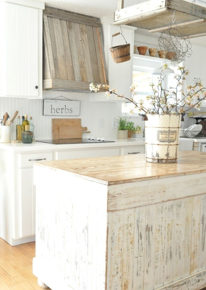 Picture Of Charming Shabby Chic Kitchens That Youll Never