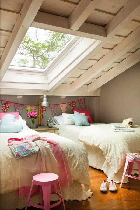 Charming Shared Girl Bedrooms To Get Inspired