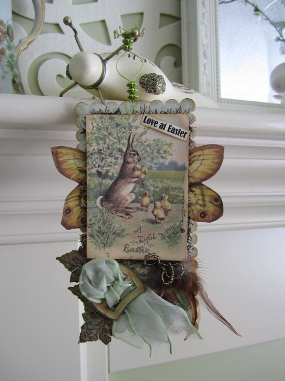27 Charming Vintage Easter D 233 Cor Ideas Digsdigs