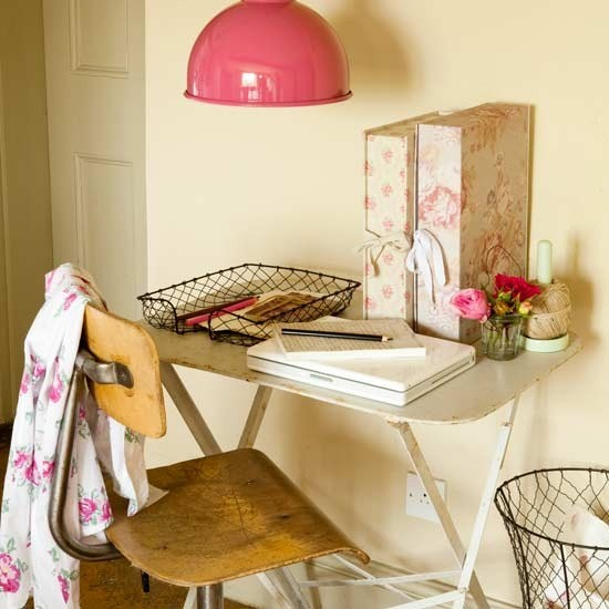 Charming Vintage Home Offices