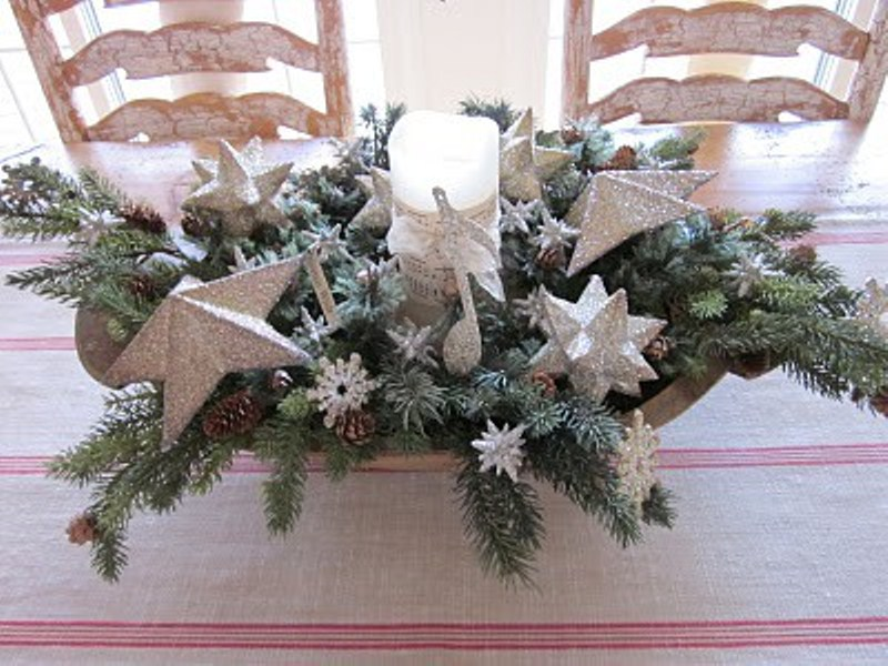 75 Charming Winter Centerpieces