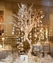 Charming Winter Centerpieces