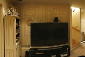 cheap basement wall decorations