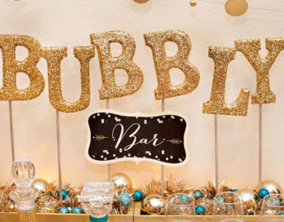 34 cheerful new year party d cor ideas digsdigs for 15 years party decoration