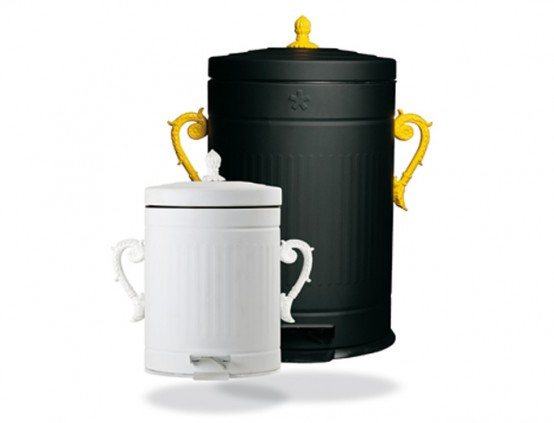 Chic And Elegant Dustbins
