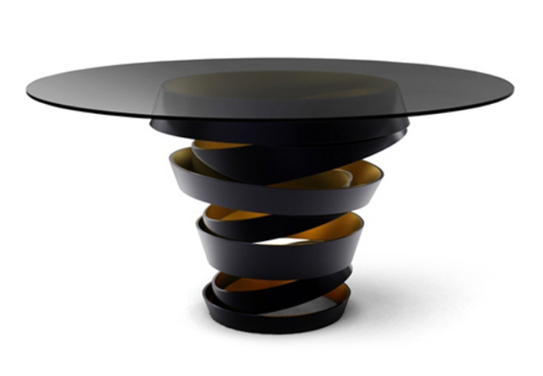 Chic And Elegant Dining Table