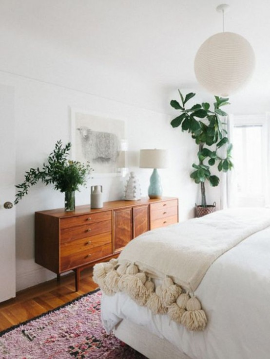30 chic and trendy mid-century modern bedroom designs