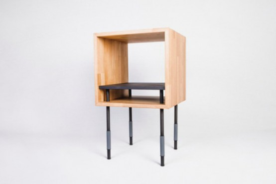 Chic Geometric Y Furniture Collcetion