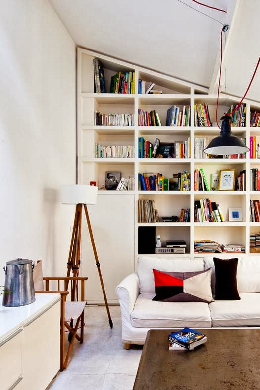 Chic Paris Loft With Three Half Levels