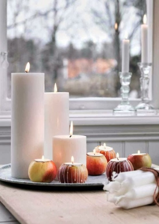 Chic Scandinavian Fall Decor Ideas
