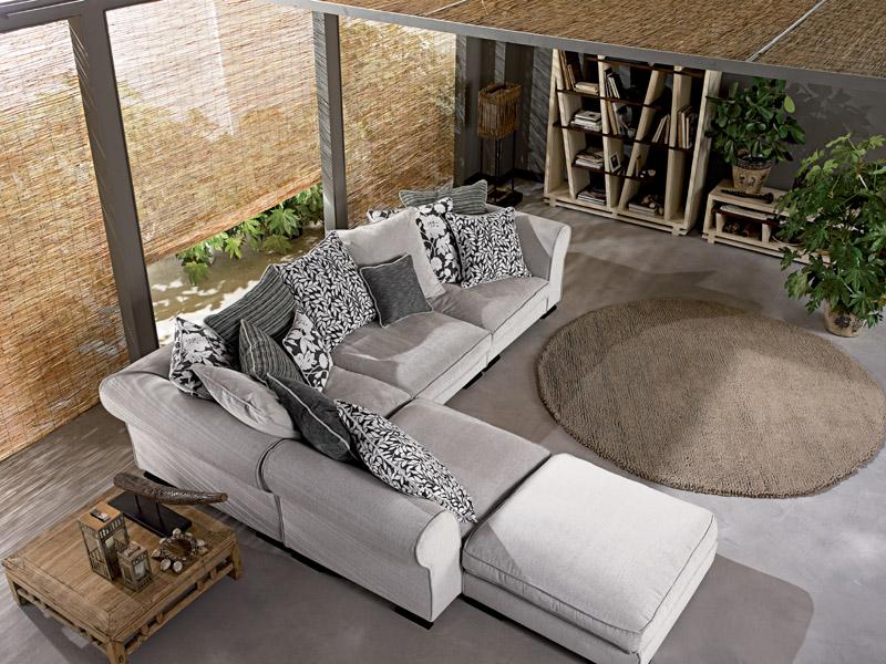 Chienese Corner Sofa