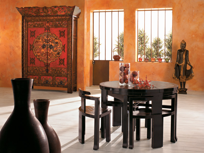 Chienese Dining Set