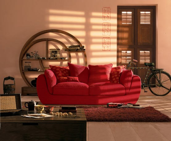 Chinese Furniture in Room Designing