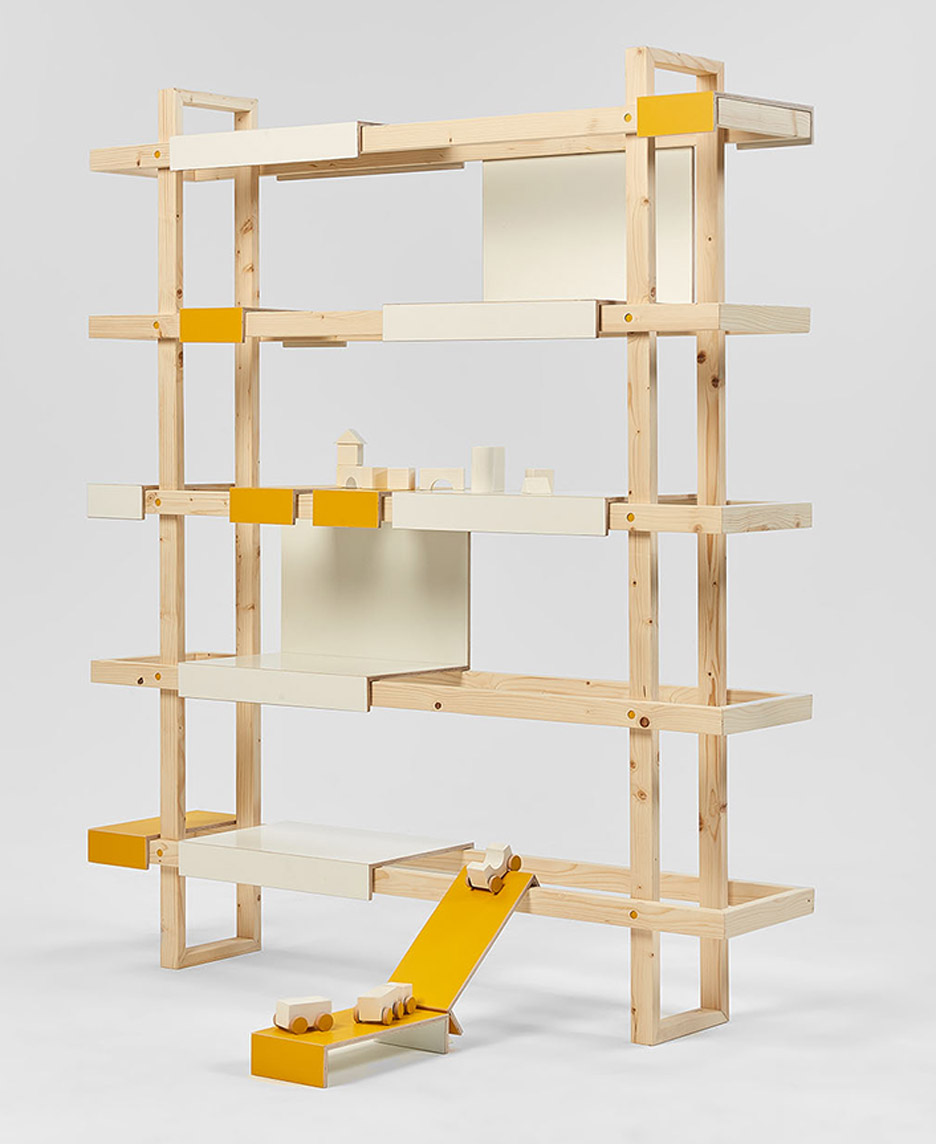 Picture Of children furniture collection that engages kids in play  3