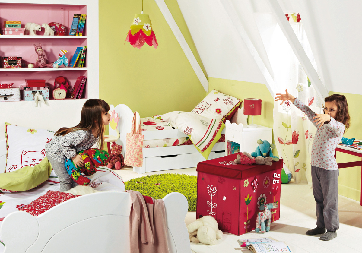 Source vertbaudet for Room decor ideas for toddlers