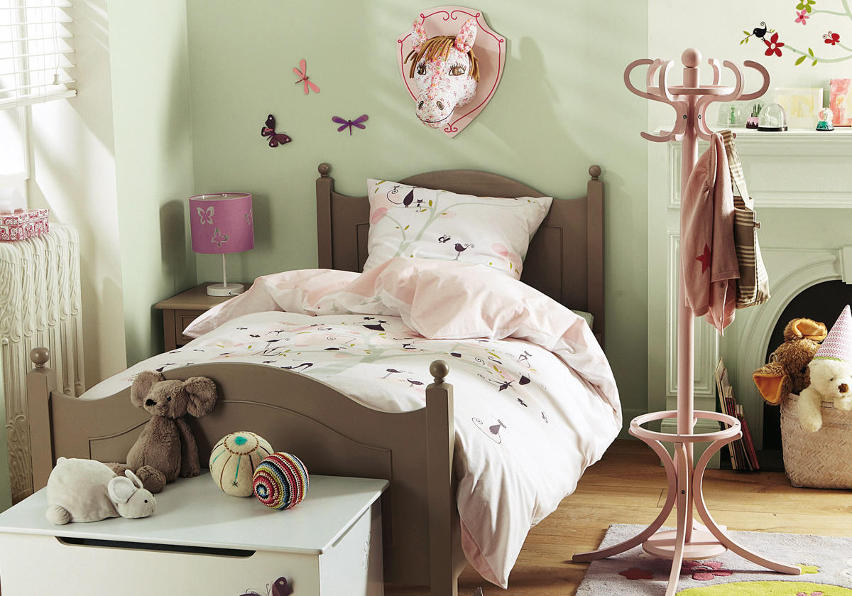 15 cool childrens room decor ideas from vertbaudet digsdigs for Cool kids rooms decorating ideas