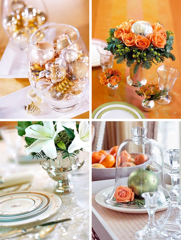 Perfect Table Centerpiece Decoration Idea for Christmas 608 x 808 · 196 kB · jpeg