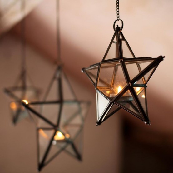 Christmas Decorating With Stars Gorgeous Ideas