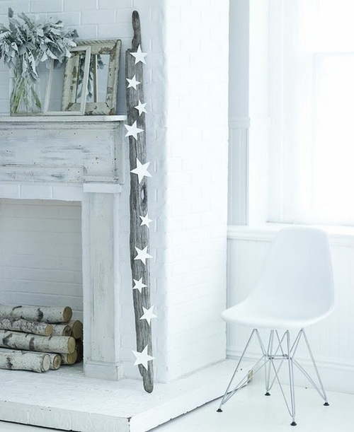 Christmas Decorating With Stars: 43 Gorgeous Ideas