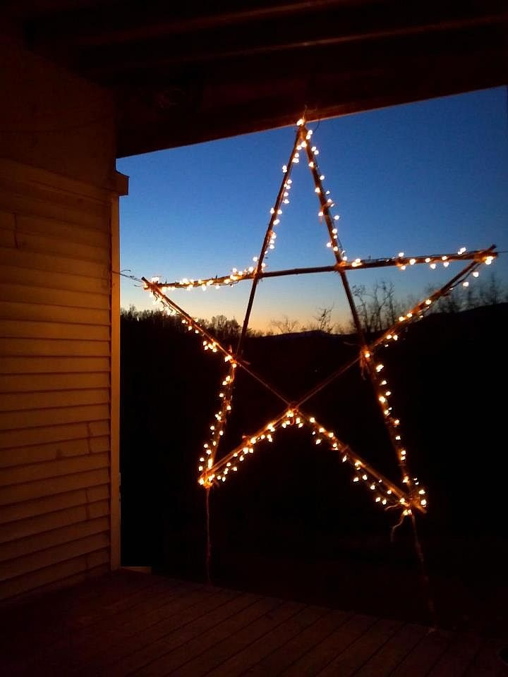 Christmas decorating with stars gorgeous ideas digsdigs