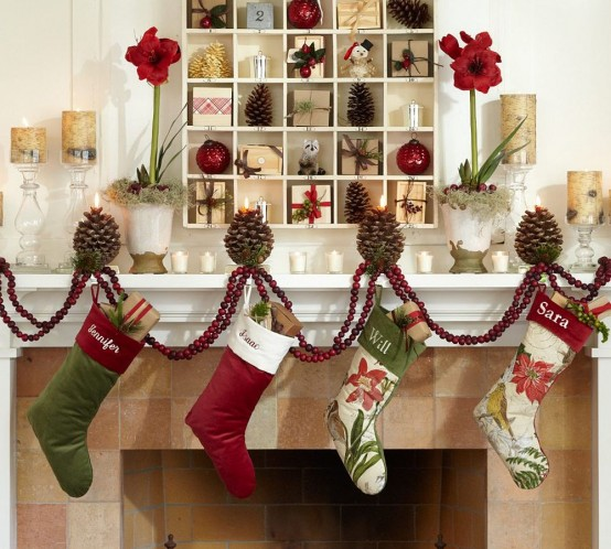 christmas decorations pottery barn