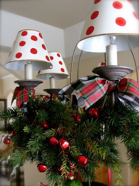 35 Christmas Décor Ideas In Traditional Red And Green