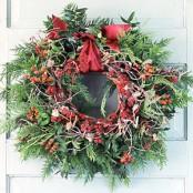 christmas-nature-wreath