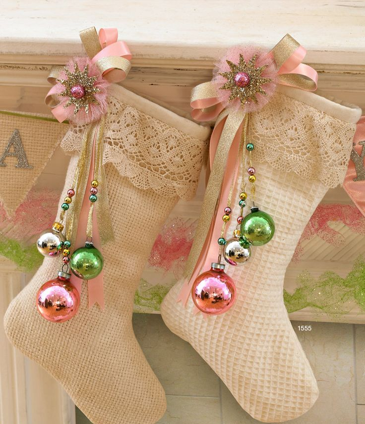 40 Christmas Stockings And Ideas To Use Them For D 233 Cor