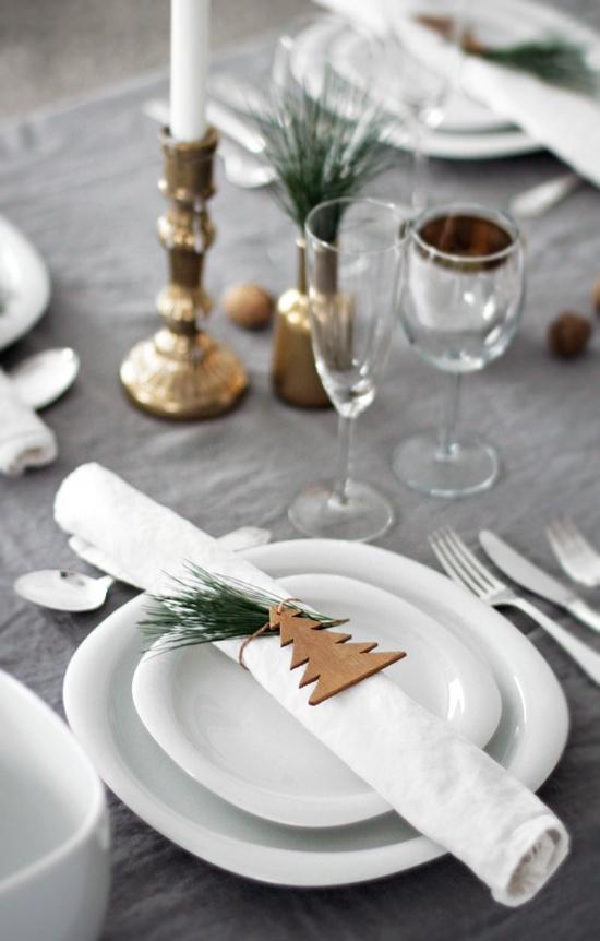Christmas Table Settings You Gonna Love