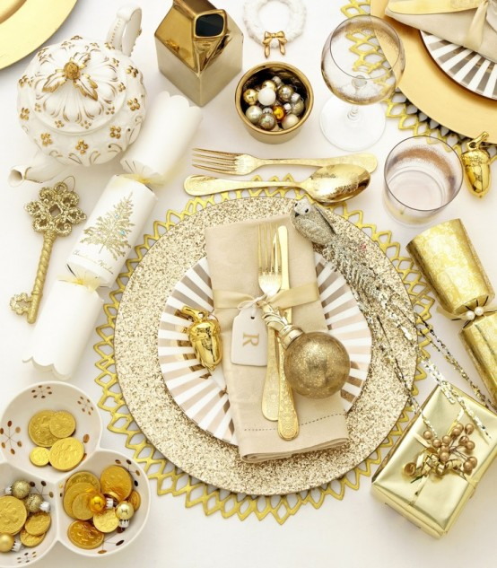 Christmas Table Settings You Gonna Love