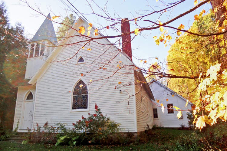 Heartwarming House Converted From a Village Church