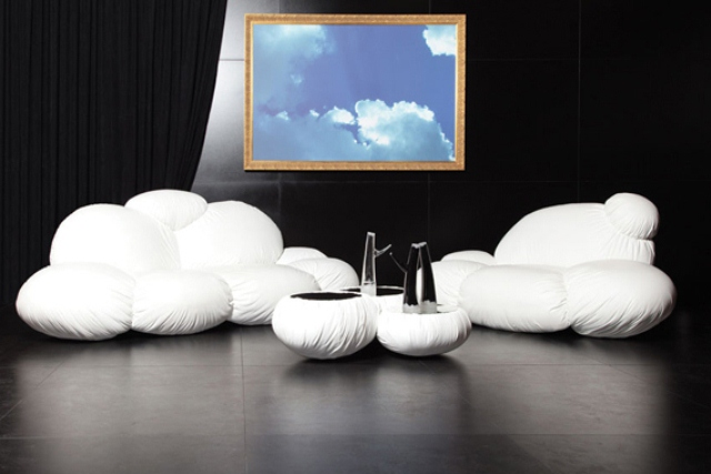 Cirrus Sofa That Will Take You To Heaven