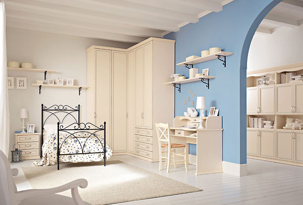 15 classic children bedroom design inspirations digsdigs for Bedroom design inspiration