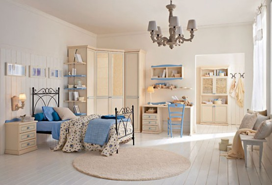 Classic Children Bedroom Inspiration