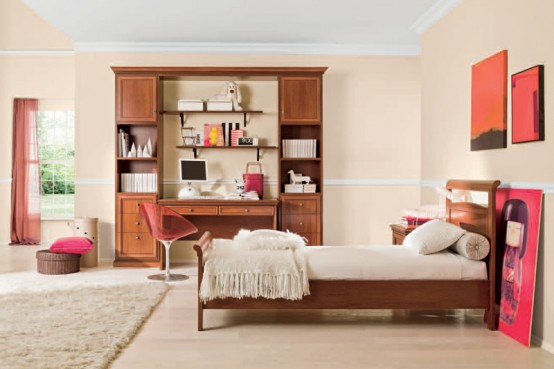 10 classic girls room design ideas with modern touches digsdigs rh digsdigs com