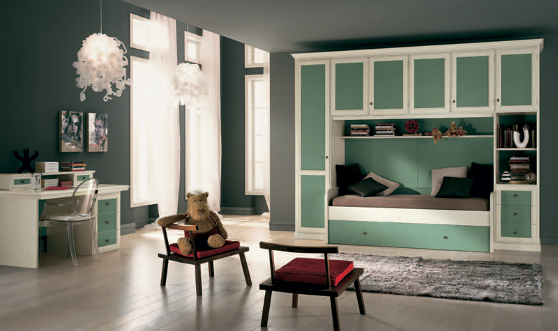 10 classic girls room design ideas with modern touches for Classic room design