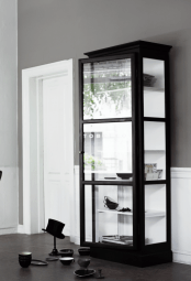 Classic Glass Cabinets For Displaying Your Stuff