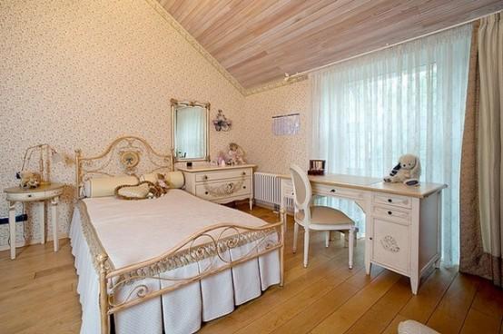 غرف اطفال كلاسيك classic-kids-bedroom