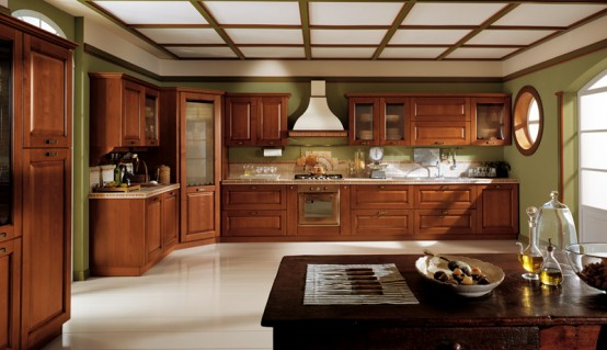 Classic Kitchen Design Julia By Ala Cucine