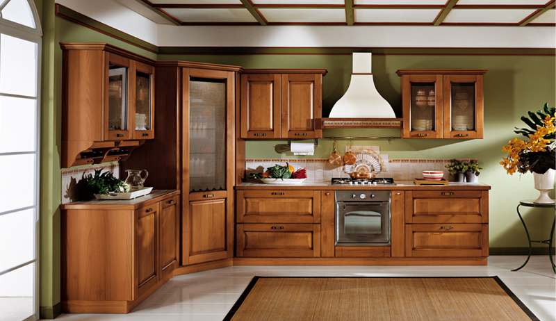 18 classic kitchen designs from ala cucine digsdigs for Kitchen models pictures