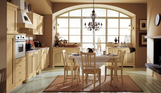 Classic Kitchen Design Provenza By Ala Cucine