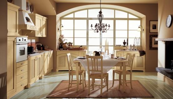 Classic Kitchen Design Provenza By Ala Cucine