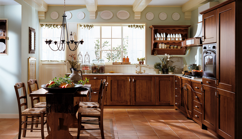 18 Classic Kitchen Designs from Ala Cucine - DigsDigs