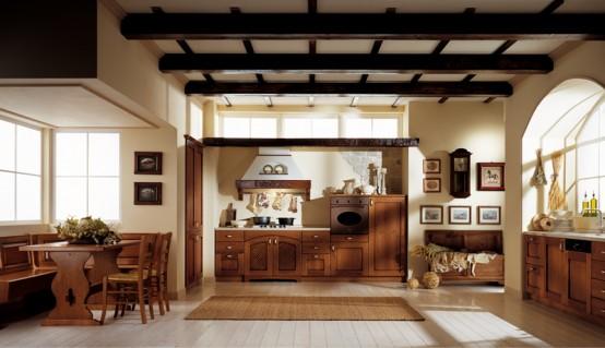 Classic Kitchen Design Tosca By Ala Cucine