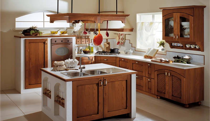 Classic Kitchen Islands