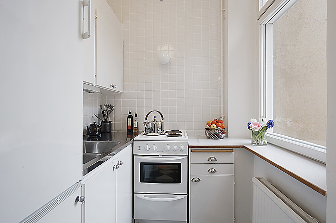Modern White Kitchen Cabi S Ideas Moreover Small Apartment Kitchen